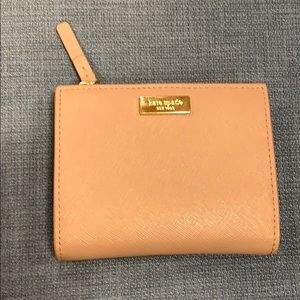 Kate's spade trifold wallet